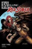 Killing Red Sonja #3 Cvr B