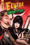 Elvira Meets Vincent Price #1 Cvr B