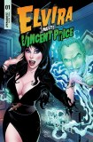 Elvira Meets Vincent Price #1 Cvr C