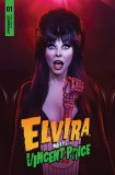 Elvira Meets Vincent Price #1 Photo Variant