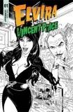 Elvira Meets Vincent Price #1 20 Copy Variant