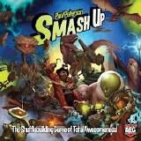 Smash Up Shufflebuilding Game of Total Awesomeness