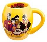 Beatles Yellow Submarine 18 Ounce Oval Ceramic Mug