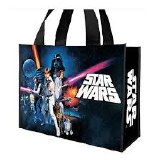 Star Wars A New Hope Large Tote Bag