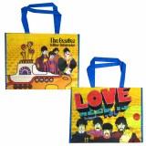 Beatles Need Love Tote
