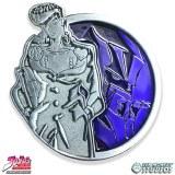 JoJo's Bizarre Adventure Antique Silver Josuke Enamel Pin