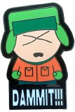 South Park Kyle Dammit Pin