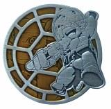 Teenage Mutant Ninja Turtles Michelangelo Portrait Series Pin