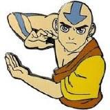 Avatar The Last Airbender Endgame Aang Enamel Pin