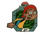 Danny Phantom Portal Series Tucker Foley Enamel Pin