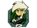 Danny Phantom Portal Series Danny Phantom Enamel Pin