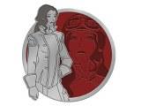 Legend of Korra Translucent Asami Enamel Pin