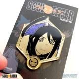 Soul Eater Golden Tsubaki Enamel Pin