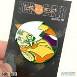 Soul Eater Hallows Soul Evans Enamel Pin