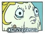 SpongeBob SquarePants Neptune Enamel Pin