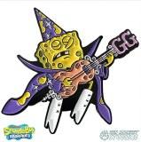 SpongeBob SquarePants Goofy Goober Wizard Enamel Pin