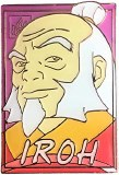 Avatar: Last Airbender Iroh Pastel Pin