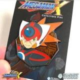 Mega Man X Axl Circuit Board Enamel Pin