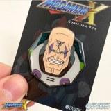Mega Man X Sigma Circuit Board Enamel Pin