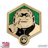 JoJo's Bizarre Adventure Golden Shigekiyo Yangu Enamel Pin