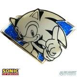 Sonic Chaos Emerald Sonic Enamel Pin