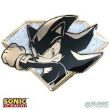 Sonic Chaos Emerald Shadow Enamel Pin