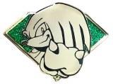 Sonic the Hedgehog Golden Series Knuckles Enamel Pin
