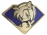 Sonic the Hedgehog Golden Series Amy Rose Enamel Pin