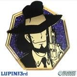 Lupin the 3rd Golden Jigen Enamel Pin