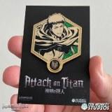 Attack on Titan Golden Jean Enamel Pin
