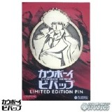 Cowboy Bebop Spike Limited Edition Gold Pin