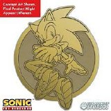 Sonic Limited Edition Pin
