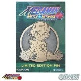 Mega Man Battle Network Limited Edition Gold Pin
