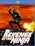 Revenge of the Ninja Blu Ray