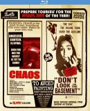 Chaos Don't Look in the Basement Blu ray