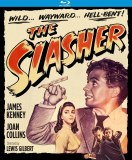 The Slasher Blu ray