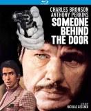 Someone Behind the Door Blu ray