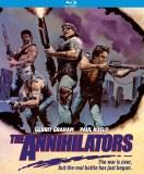 Annihilators Blu ray