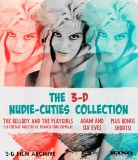 3-D Nudie-Cuties Collection Blu ray