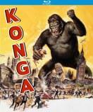 Konga Blu ray