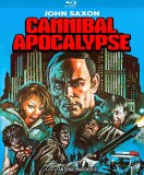 Cannibal Apocalypse Blu ray