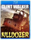 Killdozer Blu ray