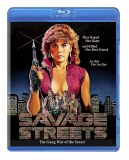 Savage Streets Blu ray