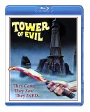 Tower of Evil Blu ray