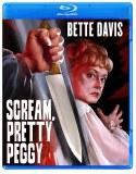 Scream Pretty Peggy Blu ray