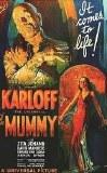 Mummy Poster Boris Karloff