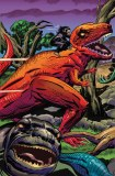 Devil Dinosaur By Jack Kirby Poster