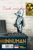 Inhuman #14 Variant WTD