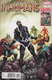 Uncanny Inhumans #0 Variant Perkin