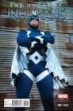 Uncanny Inhumans #1 Variant Cosplay